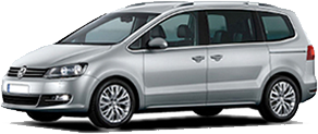 9 seater MPV for hire